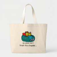 Reader T-shirts and Gifts. bag