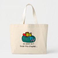 Reader T-shirts and Gifts. bag