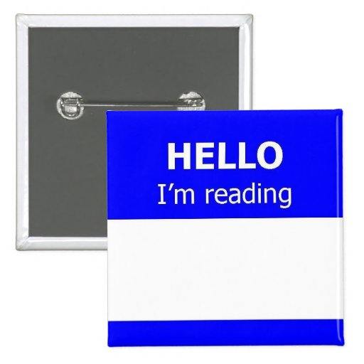 Readers Advisory Pins