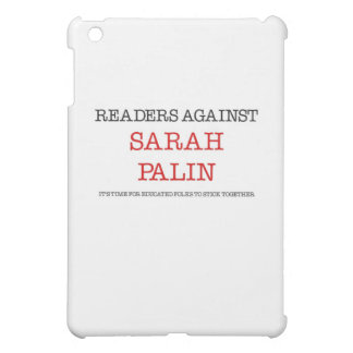 Readers Against Sarah Palin Case For The iPad Mini
