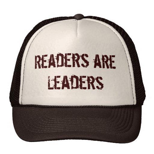 Readers are Leaders HAT