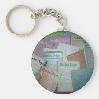 Readers Digest past Keychain