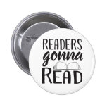 Readers Gonna Read Button