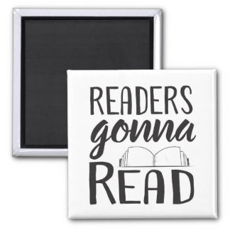 Readers Gonna Read Magnet