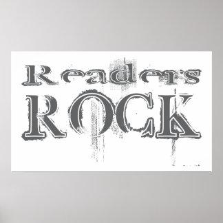 Readers Rock Poster