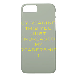 Readership Phone Case