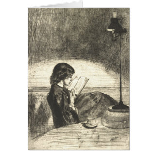 Reading 1859 card