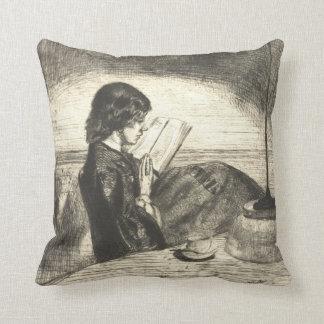 Reading 1859 throw pillows