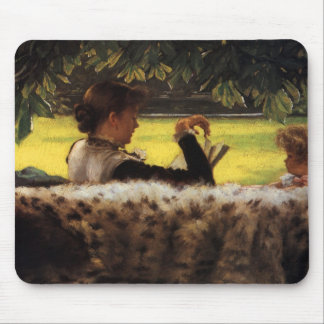 Reading A Story Mouse Pad