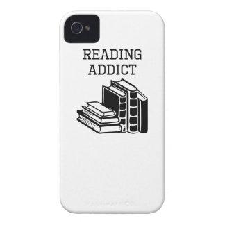 Reading Addict iPhone 4 Case-Mate Cases