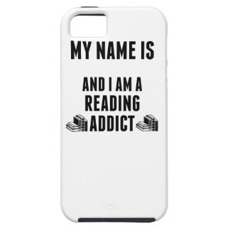 Reading Addict iPhone 5 Covers