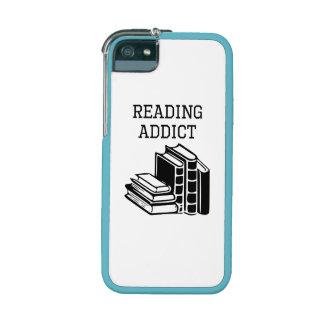 Reading Addict iPhone 5 Case