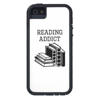 Reading Addict iPhone 5 Cover