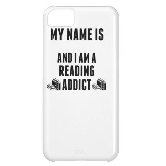 Reading Addict Cover For iPhone 5C
