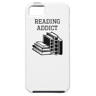 Reading Addict iPhone 5 Cases