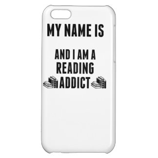 Reading Addict iPhone 5C Cover