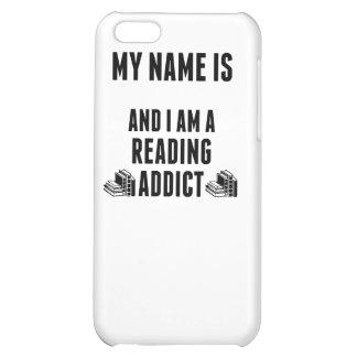 Reading Addict iPhone 5C Cases