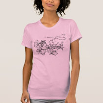 Reading and back to school Faerie t shirt