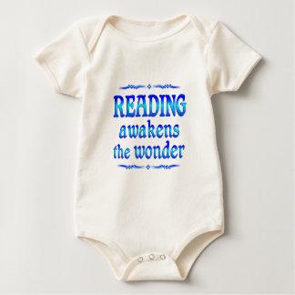 Reading Awakens Baby Bodysuit