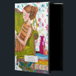 """Reading Books Girl &amp; Cat lover 