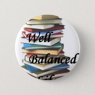 Reading Books Life Button