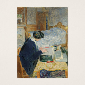Reading by the Bedside Business Card