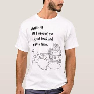 Reading Chick T-Shirt