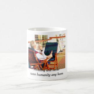 Reading - Coffee Mug