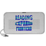 Reading Expands Frontiers Mini Speaker
