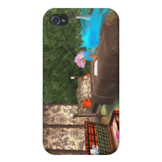 Reading Fairy Tales Case For iPhone 4