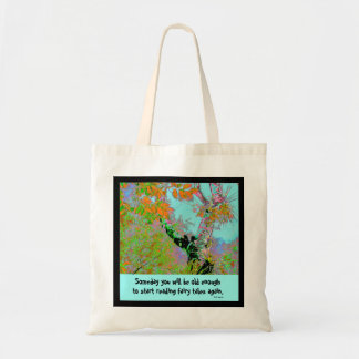 reading fairy tales tote