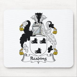 Reading Family Crest Mouse Mat