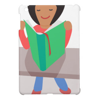 Reading Girl Cover For The iPad Mini