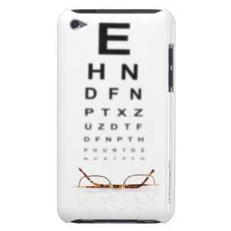 Reading Glasses Barely There iPod Case