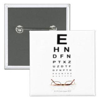 Reading Glasses Pins