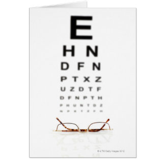 Reading Glasses Greeting Cards