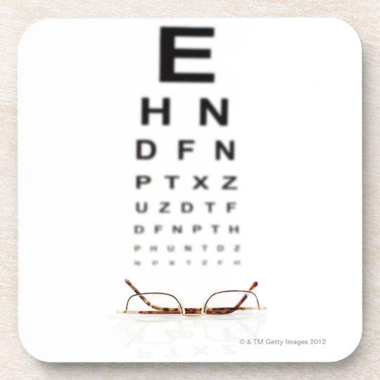 Reading Glasses Coaster