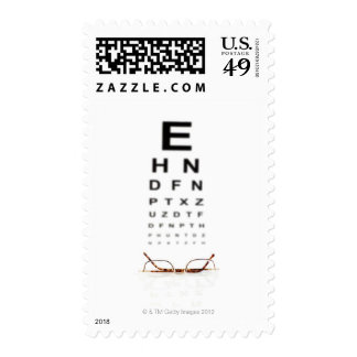 Reading Glasses Stamps