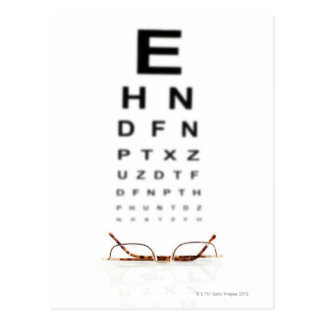 Reading Glasses Postcards