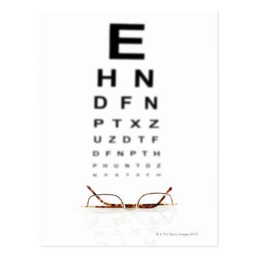 Reading Glasses Postcards