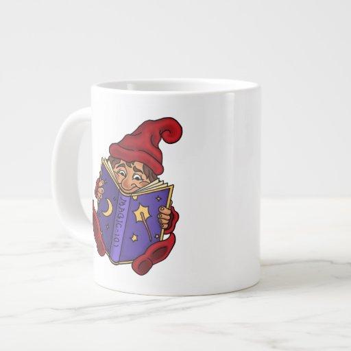 reading gnome specialty mug extra large mugs