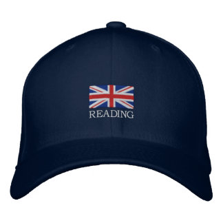 Reading Hat - United Kingdom Flag Cap