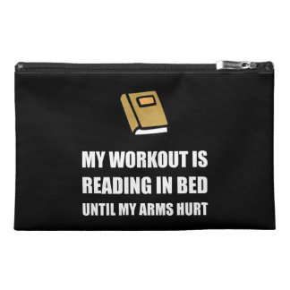 Reading In Bed Travel Accessories Bag
