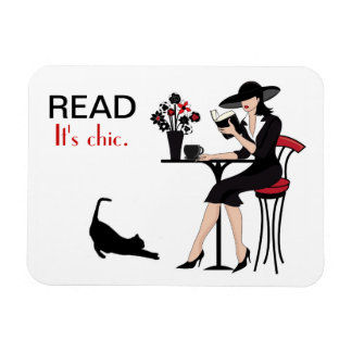 READING is chic magnet