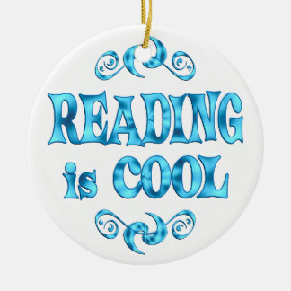 Reading is Cool Ornaments