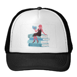 Reading is Empowerment Mesh Hat