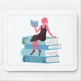 Reading is Empowerment Mouse Pad
