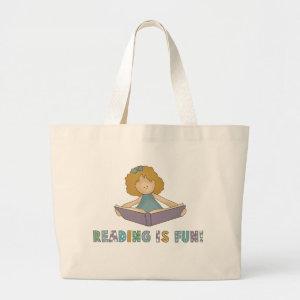 Reading Is Fun! bag