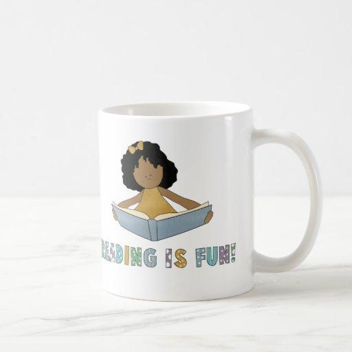Reading Is Fun! Mug