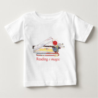Reading is Magic Baby T-Shirt